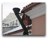 Таллинн: Водосток в Верхнем городе