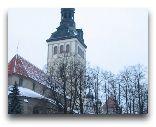Таллинн: Церковь Негулисте