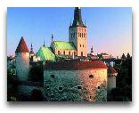 Таллинн: Башня Толстая Маргарита
