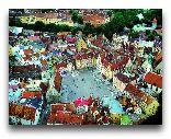 Таллинн: Вид на ратушную площадь