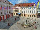 Тарту: Центральная площадь старого города