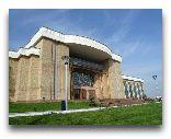 Ташкент: Выставочный павильон