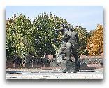 Ташкент: Монумент мужества