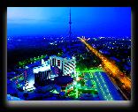 Ташкент: Ночной Ташкент