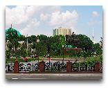 Ташкент: Сквер Амира Тимура