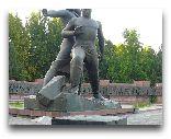 Ташкент: Памятник жервам землятрясения