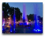 Ташкент: Театральная площадь