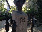 Тбилиси: Бюст Софико Чиаурели