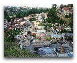 Тбилиси: Вид сверху на старый город