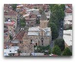 Тбилиси: Вид на Тбилиси