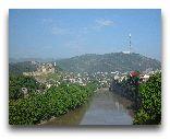 Тбилиси: Река Кура