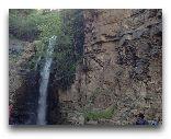 Тбилиси: Водопад старого города у серных бань
