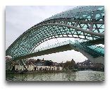 Тбилиси: Стеклянный мост
