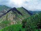 Термез: горы Термеза