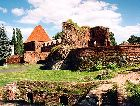 Торунь: Замок
