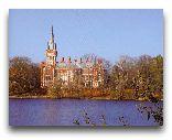 Тракай: Дворец Тышкевичей