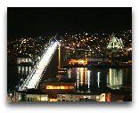 Тромсе: Вечерняя панорама
