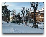 Трускавец: Зимний парк Трускавец