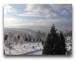 Трускавец: Трускавец зимний пейзаж