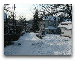Трускавец: Трускавец зимой