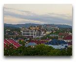 Трускавец: Трускавец панорамный вид