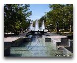 Цхалтубо: Территория парка