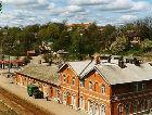 Тукумс: Здание вокзала