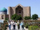 Туркестан: Мавзолей Ходжа Ахмеда Яссауи_