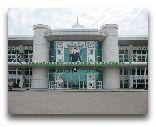 Туркменбаши: аэролпорт города Туркменбаши