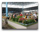 Туркменбаши: базар овощной