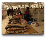 Туркменбаши: рыбный рынок