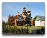 Усть-Каменогорск: Церкви Покрова Пресвятой Богородицы