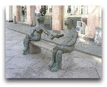 Вайле: Городская скульптура