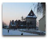 Величка: Зима.Башня
