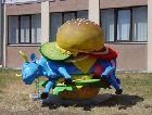 Вентспилс: Современная скульптура