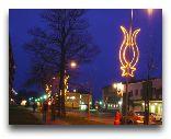 Вентспилс: Рождество в городе