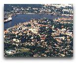 Вентспилс: Панорама города