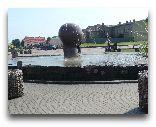 Вентспилс: Городская скульптура