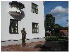 Вильянди: Скульптура мэра Вильянди Аугуста Марамаа