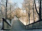 Вильянди: Лестничная гора зимой
