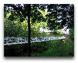 Вильянди: Висячий мост