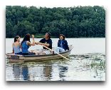 Вильянди: Прогулка по озеру Вильянди