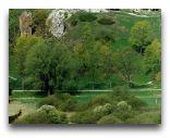 Вильянди: Вид на замковую гору