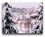 Вильянди: Вильянди зимой