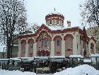 Вильнюс: Ярмарка зимой