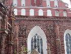 Вильнюс: Вход в Костел