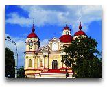 Вильнюс: Костел Святого Петра