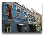 Вильнюс: Старый город зимой
