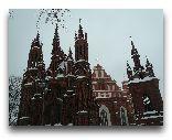 Вильнюс: Костел. Святой Анны