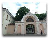 Вильнюс: Монастырь.